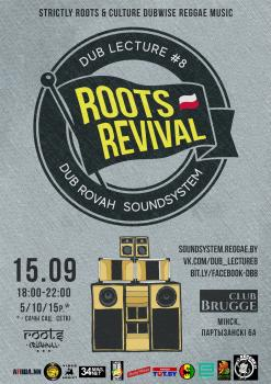Dub Lecture #8 Roots Revival Poland